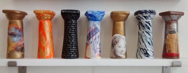 kleine Säulen